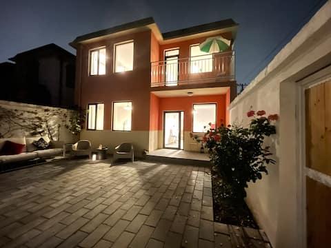 5折,别墅260平米,特价房,环球影城10分钟,庭院可烧烤,麻将机,嫁姑娘,团建,投影【又又的院子】
