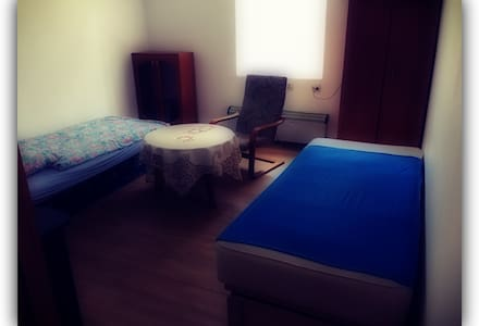 Cheap Rooms 15m2  near the airport - 波茲南(Poznań) - 連棟房屋