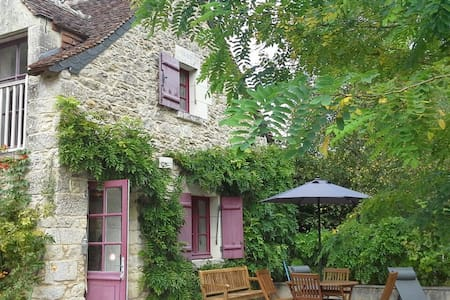 Gîte de la Maison de Jeanne d'Arc - Azay-le-Rideau - Ev