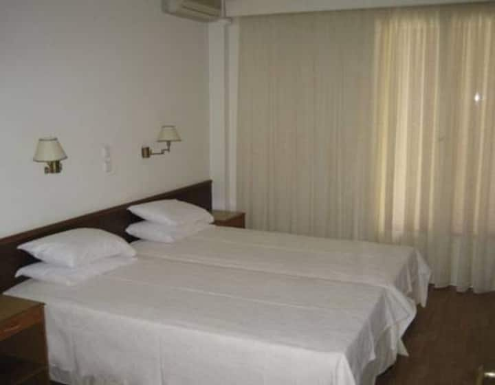 Triple Hotel room close to Rafina Port and Airport