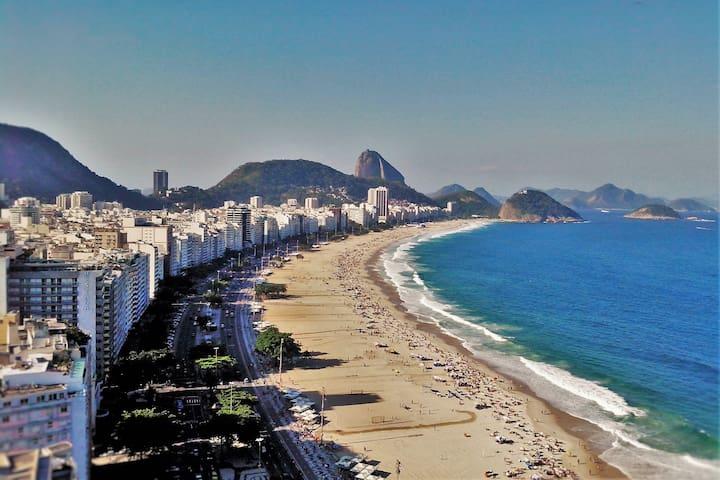 COPA BR HOME OFFICE - Rio de Janeiro - Apartment