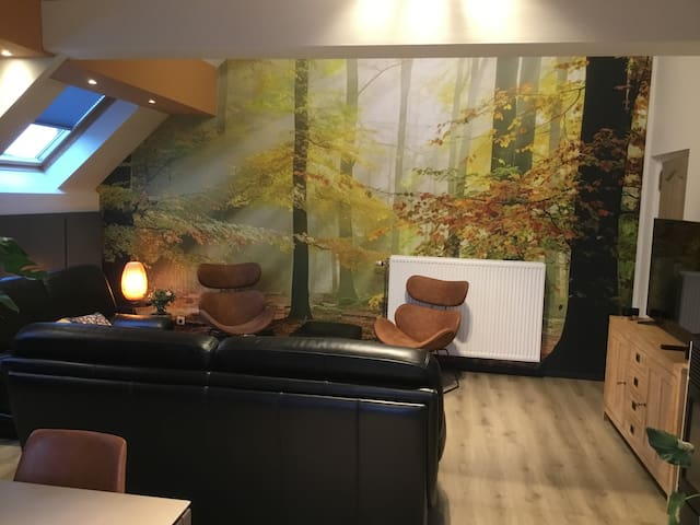 Vakantieappartement Villa Schoon