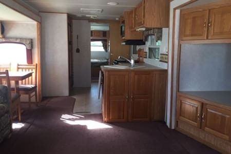 River Front 35' Trailer, One Bedroom - Eganville - Trailer