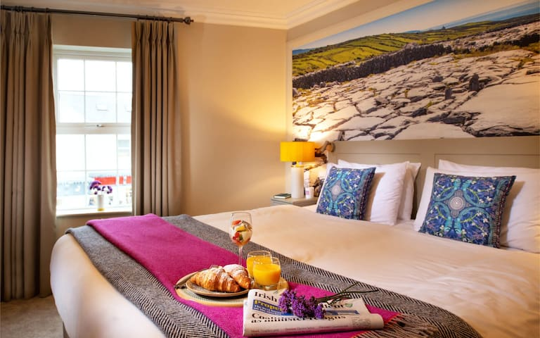 The Wild Atlantic Lodge - Cosy Double