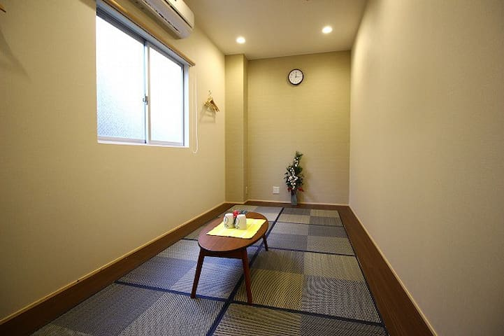 Welcome to Gion Shijo, private room Gokomachi 206! - Shimogyō-ku, Kyōto-shi
