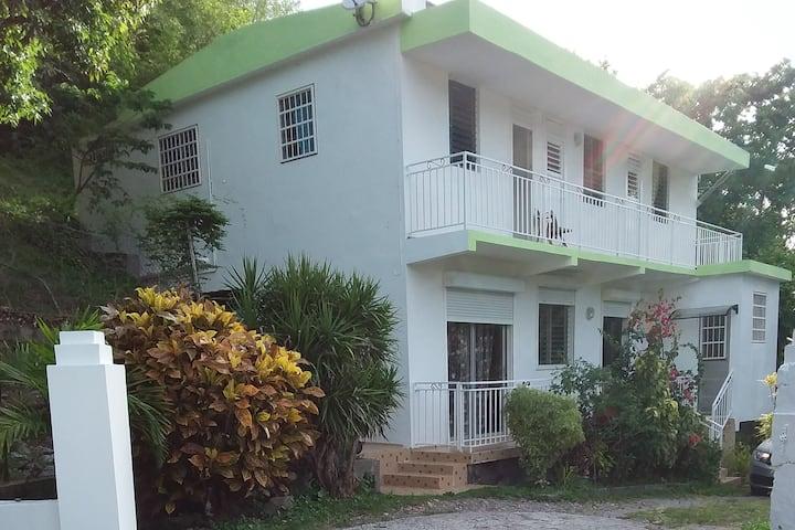 LAKAY MORI - Chambre Coloniale