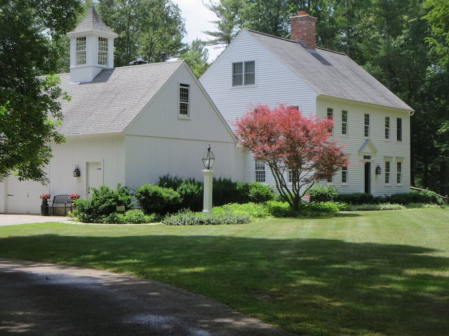 Come and enjoy a beautiful New England setting and a restful night's sleep.