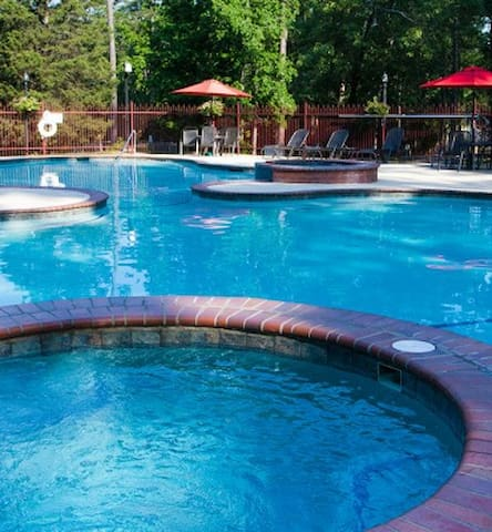 TX, Holly Lake Ranch, Resort Family Fun
