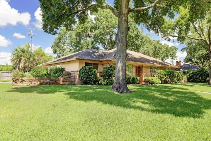 Mid-century modern house near Hobby Airport - Houston - Haus