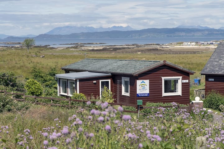 Reuben's Highland Retreat - Lodge Morar