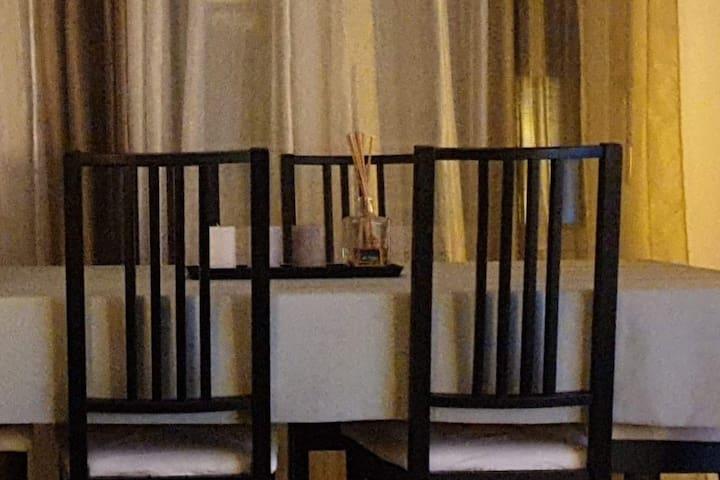 Chambre dans appt de 130m2 avec 85m2 de terrasse