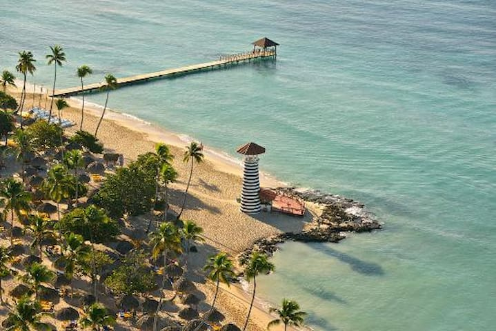 DOMINICUS, AFFORDABLE, 70m FROM THE BEACH - B2