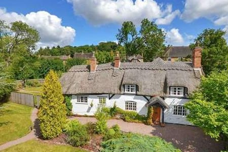 Modern cosy cottage with ensuite & private lounge - Newtown Linford