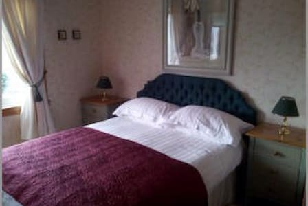 Argyll court b&b double room ensuit - Bed & Breakfast
