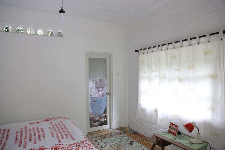 Rumah Senjakala Riverside - Room Senja