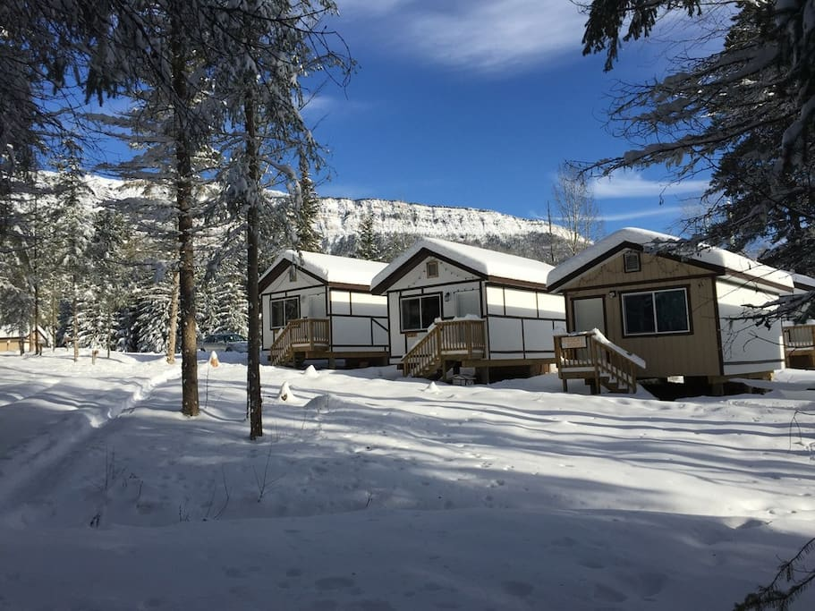 Mountain View Cabins Golden Cabin E Cabins For Rent In