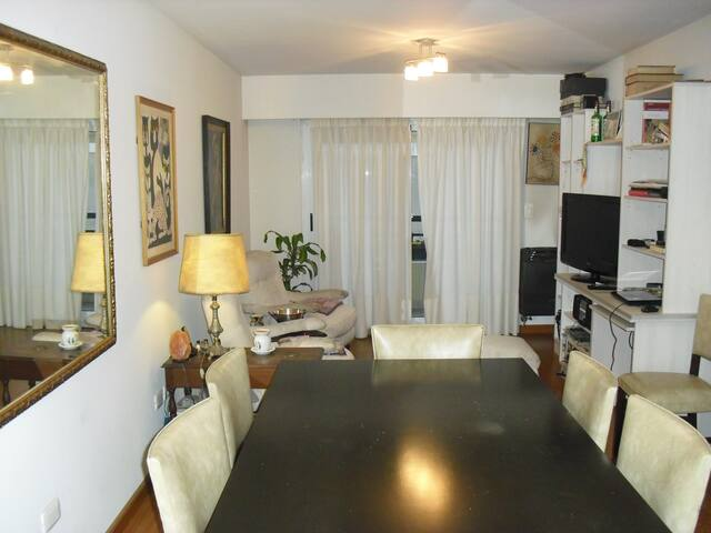 Departamento Zona Macrocentro 3 Amb. con  Cochera - Mar del Plata - Apartmen