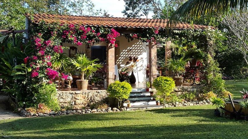 QUINTA DEL ABUELO (NOHOCHTAAT) - Baca - Nature lodge