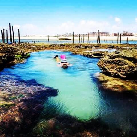 Fleixeiras Eco Residence Reveillon - Trairi - Kondominium