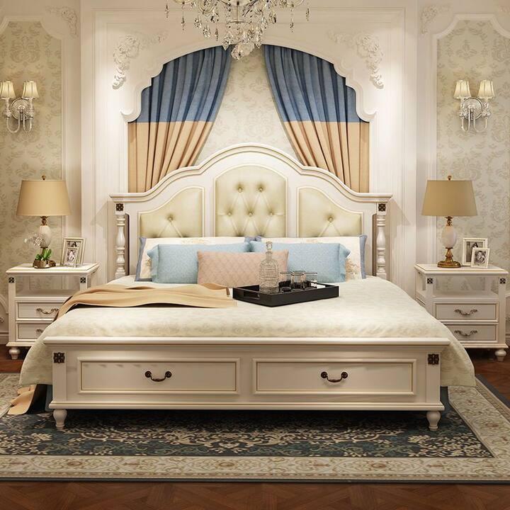 60平米超大双床房,4K高清大屏电视,3D家庭影音,多个房间