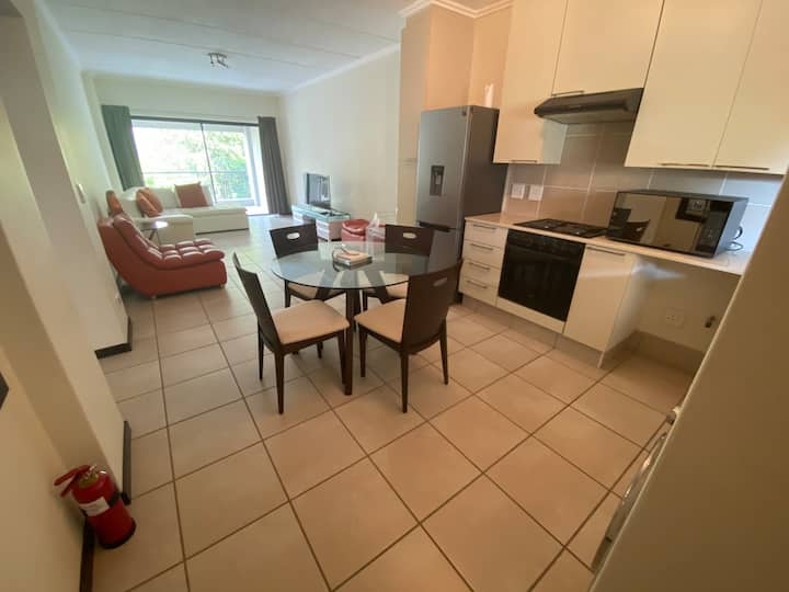 Spacious and safe apartment in Sandton