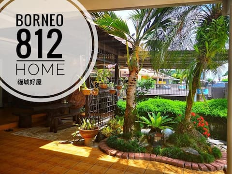 Family Room w Private Bathroom (7pax) Near Airport