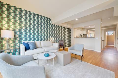 Santana Row Luxury 2 Bedroom with Amenities