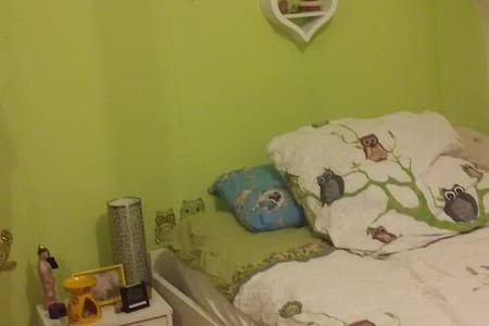 Cozy room near Airport & Fair, City Center and Uni - Stuttgart