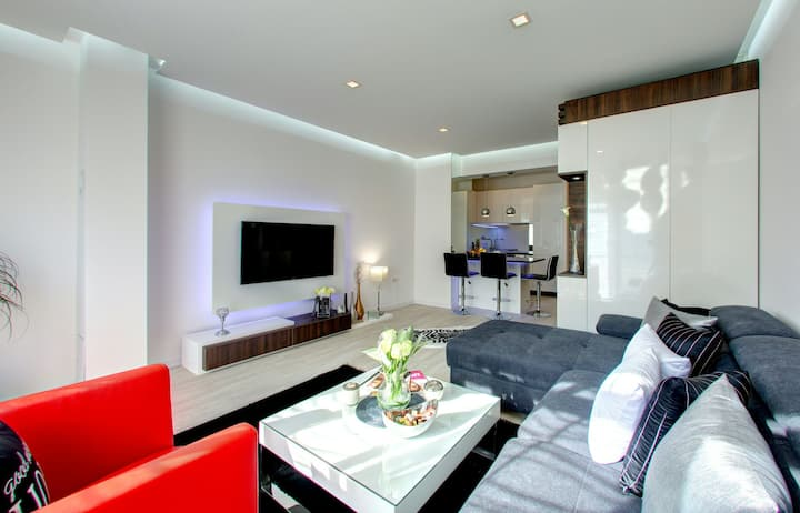 Luxury apartment CRYSTAL 1