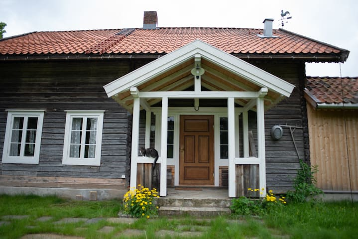 Engeli - Norwegian house from 1875