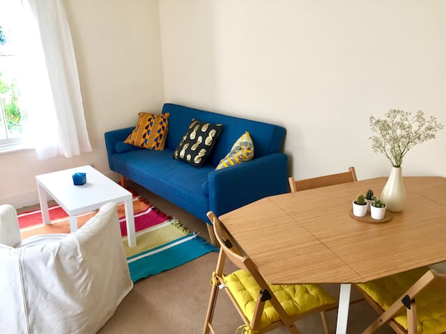 Lovely flat in Brixton - 20 min from Oxford Circus - London - Leilighet