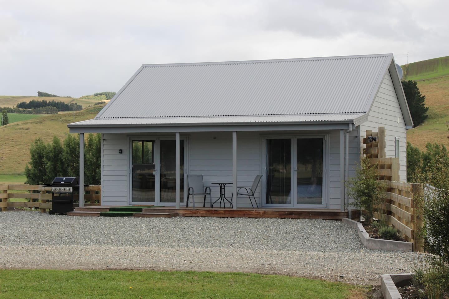 Self contained cottage in a rural setting