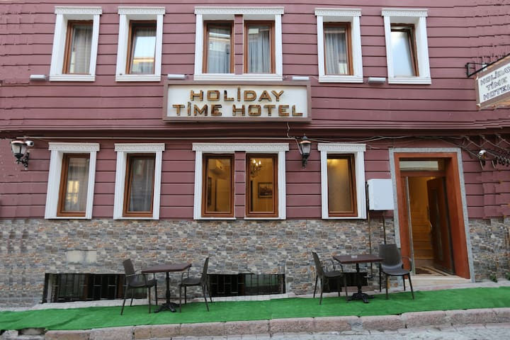 MY HOLİDAY TIME HOTEL (1 oda )