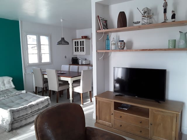 LE SWEET COSY APPART - carcassonne - Apartment