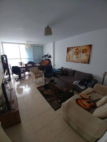 Tomer's place near Shuk HaCarmel