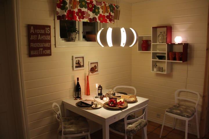 Kristina's rental apartment, Lyngen - Lyngen