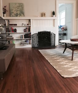 Bright & Cozy Room in Plaza Midwood Bungalow - Charlotte