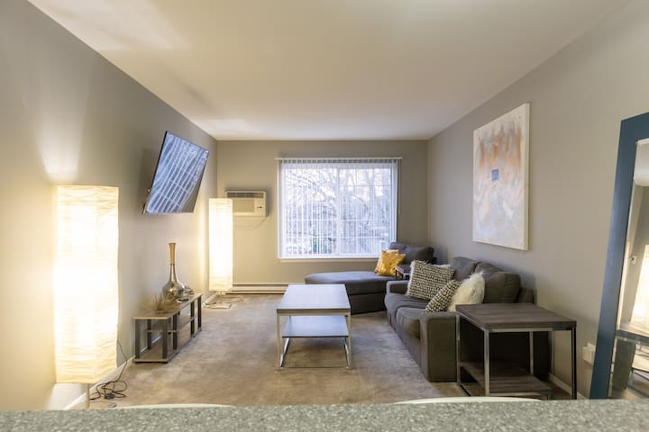 Luxury One BR Apt - Perfect For Corporate Travel