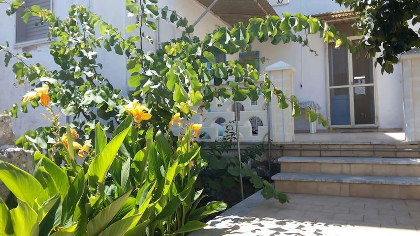 Accogliente casa con ampio cortile - Manduria - House