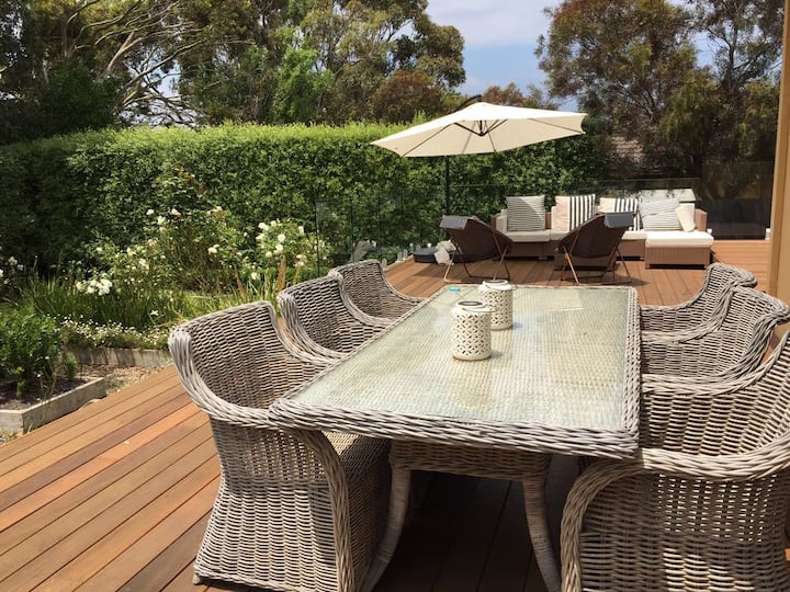 Private retreat in the heart of Inverloch