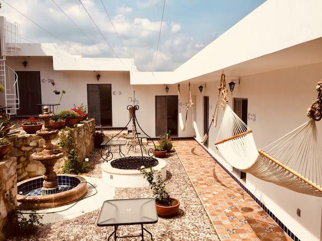 """Casa Rural """"El Patio de mi Casa"""" Güero"""