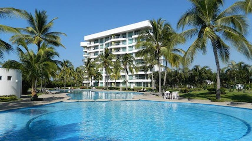 Condo at the Mayan Islands Vidanta! - Nuevo Vallarta - Appartement