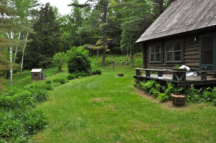 Adirondack Mountain Valley Natural Inspiration