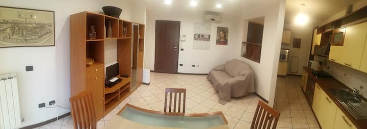 Apartment Baggiovara, Modena