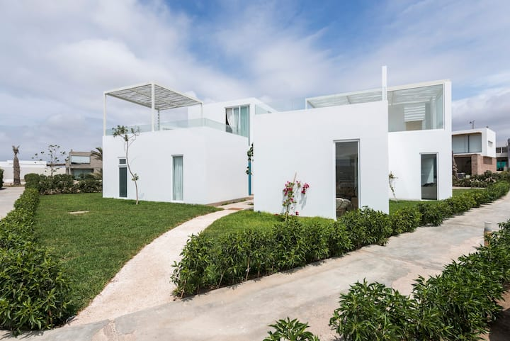 Casa Belianara, Paracas