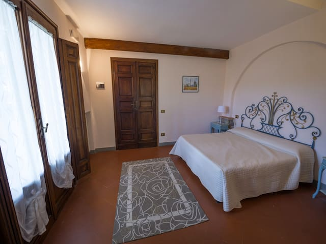 Double Room with B&B treatment