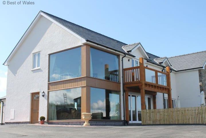 Stylish Aberystwyth holiday cottage - Aberystwyth - Casa