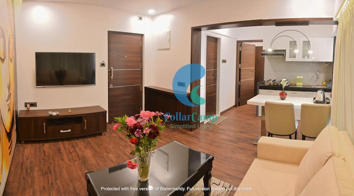 Luxurious 1BHK - Oberoi Apartments