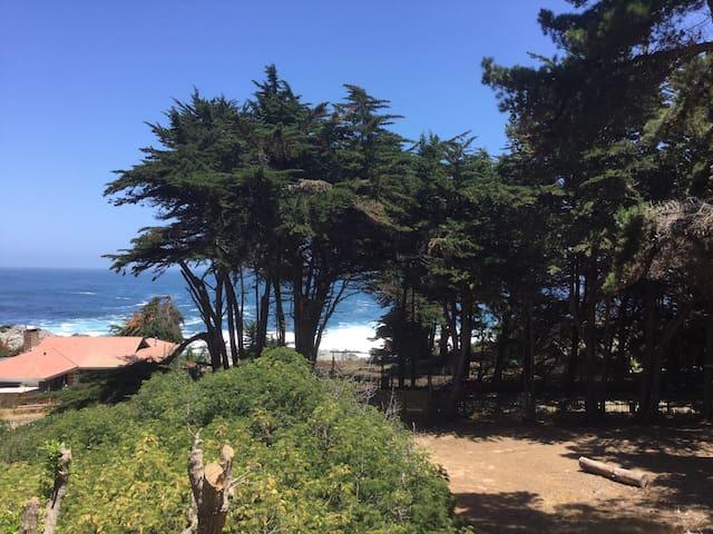 Casa familiar Isla Negra patrimonial, Neruda - Isla Negra - Casa