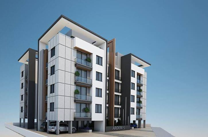 Kyrenia | North Cyprus | 1+1 New Luxury Apartment
